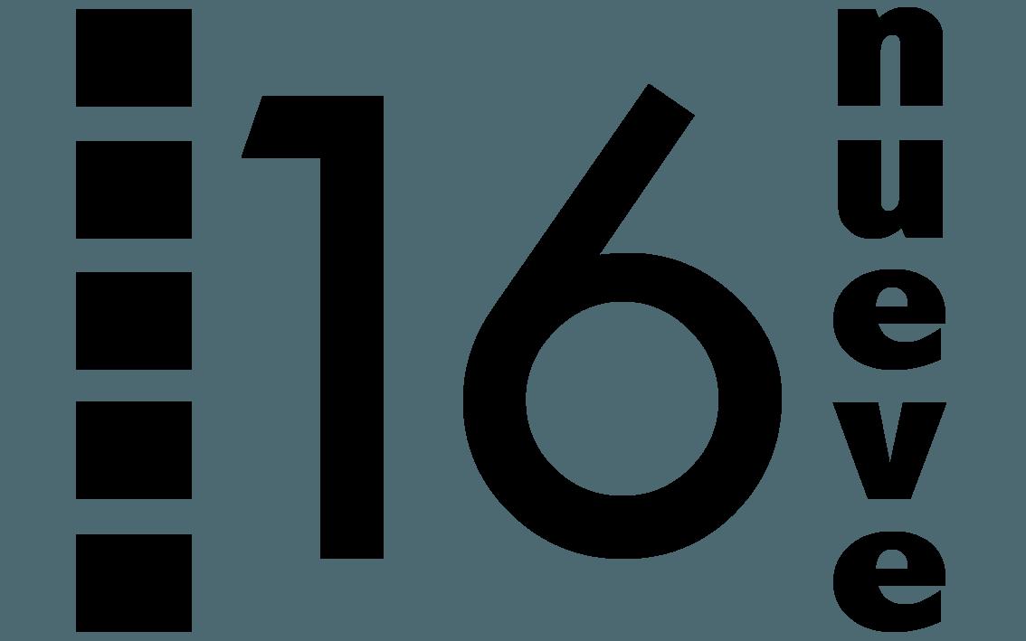16nueve Logo