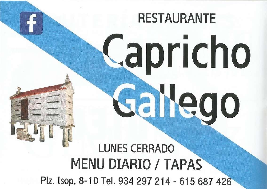 Logo Capricho