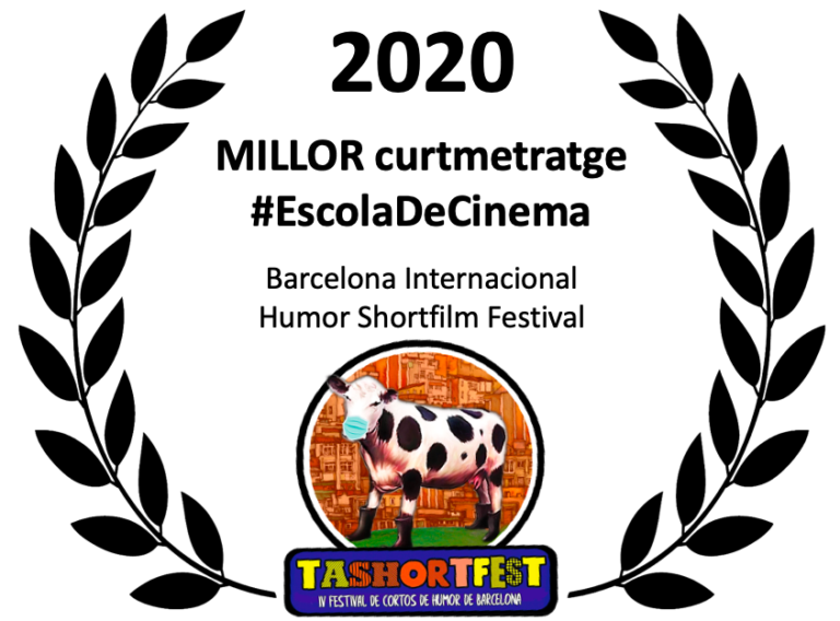 taSHORTfest 2020 EscolaDeCinema