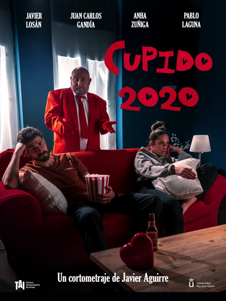 Cupido 2020 - Javier Aguirre - España
