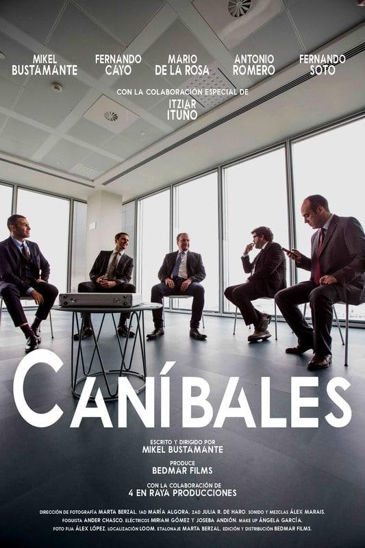 Caníbales - Mikel Bustamante - España