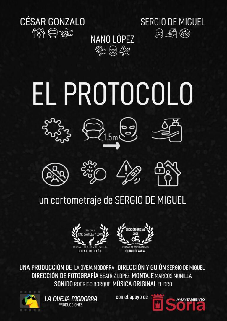 El protocolo - Sergio de Miguel - España