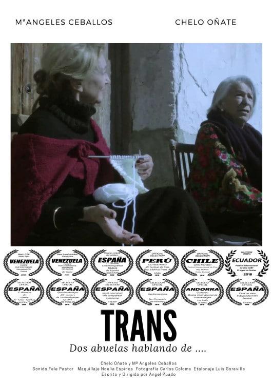 Trans - Angel Puado - España