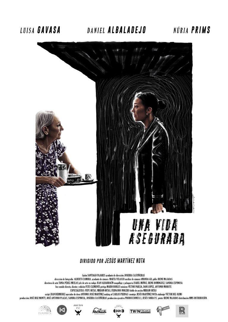 Una vida asegurada - Jesús Martínez - España
