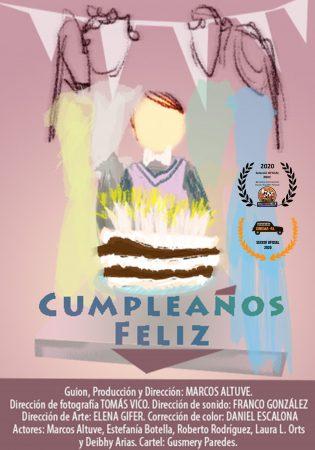 Cumpleaños FELIZ // Marcos Tulio Altuve Marquina