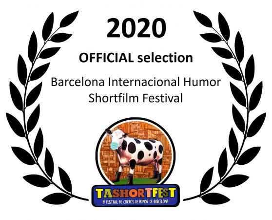 FINALISTAS Premio TASHORTFEST Mejor Corto de Humor